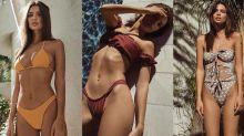 Emily Ratajkowski just launched a swimwear line