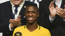 Barcelona offered Vinicius Junior more money than Real Madrid - agent
