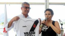 Ao LANCE!, Vice do Vasco Sonia Andrade defende Campello e diretas: 'Brigamos por uma política ética'