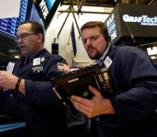 Apple, Philip Morris, chip stocks lead Wall Street slide