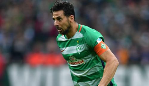 """Bundesliga: Werder Bremen hat für Pizarro """"oberste Priorität"""""""