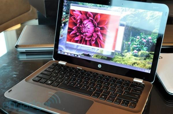 HP ENVY 13 and 15 bring luxury to the everyman, look like MacBooks