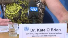 Cobertura de vacina no mundo estagnou
