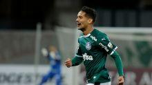 Scarpa tem lesão na perna direita e desfalca o Palmeiras contra o Galo