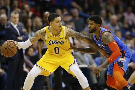 b31f77cf8bae NBA  Los Angeles Lakers at Oklahoma City Thunder