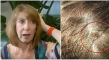 Why this woman is crediting her hairstylist with saving her life
