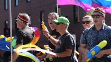 Thousands pack downtown streets for annual Pride parade