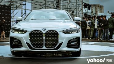 【新車圖輯】全集中呼吸法-肺之呼吸!2021 BMW 4-Series 236萬起登台上市!