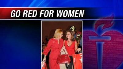 Go Red for Women Campaign