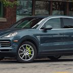 Tested: 2019 Porsche Cayenne E-Hybrid Marries Performance and Efficiency