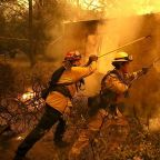 At Least 58 Dead as a Series of Wildfires Spread Across California