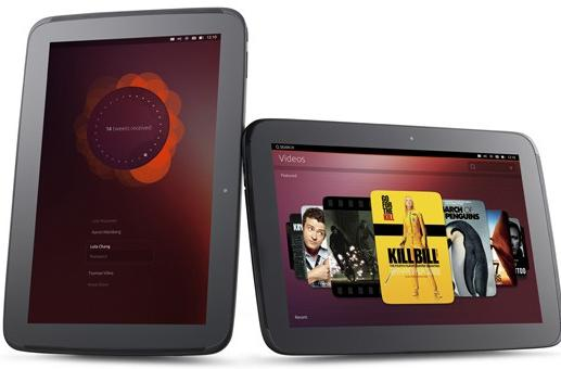 Ubuntu for tablets revealed with split screen multi-tasking, preview for Nexus slates coming this week