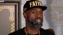 'I'm going to walk her down the aisle': Former NBA player Stephen Jackson vows to take care of George Floyd's 6-year-old daughter Gianna