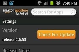 Amazon Appstore's Test Drive try before you buy feature now available on Android phones