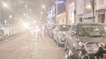 Mumbai: After BMC's initial crackdown on violators, illegal parking back