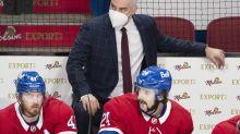 Canadiens' coach symptom-free; hopes to return in days