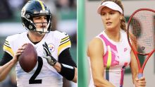 'Pretty serious': Eugenie Bouchard reportedly dating NFL star