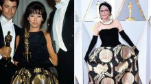 Rita Moreno Wore Her Same Oscar Dress From 1962