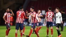 Los cuatro aciertos  y el único error del Atlético de Madrid en su gran victoria frente al Valencia