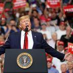 Trump kicks off re-election in Orlando