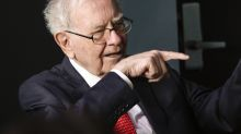 Warren Buffett buys JPMorgan shares as he ramps up bets on the financials
