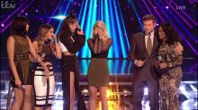Dermot O'Leary forced to apologise after Gifty Louise SWEARS on The X Factor