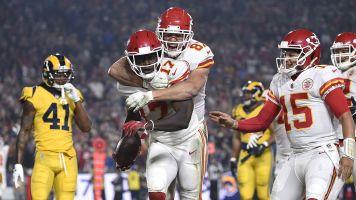 Chiefs-Rams blow past Vegas' sky-high over