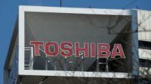 Toshiba cederá su actividad de chips de memoria (prensa)