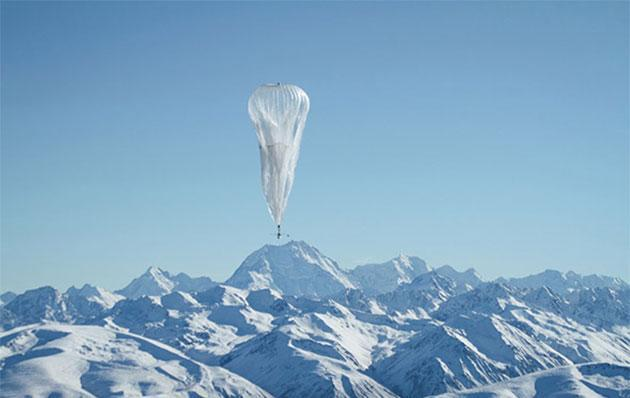 Google balloons and drones bring global wireless closer to reality