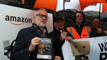 Amazon warehouses hit by Black Friday protests