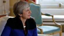 Theresa May clings on to power after meeting with Tory backbenchers - for now