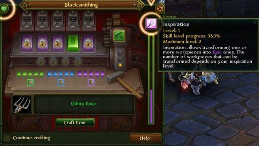 Allods Online crafting professions set to merge in Patch 3.05