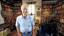 Police implore author who says he hid treasure to end hunt