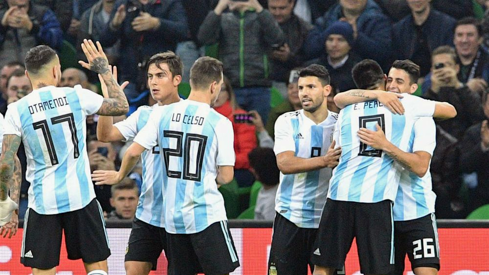 La agenda de Argentina: el fixture antes del Mundial Rusia 2018