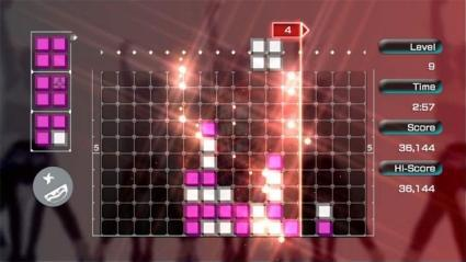 Mizuguchi doesn't say much about Wii Lumines