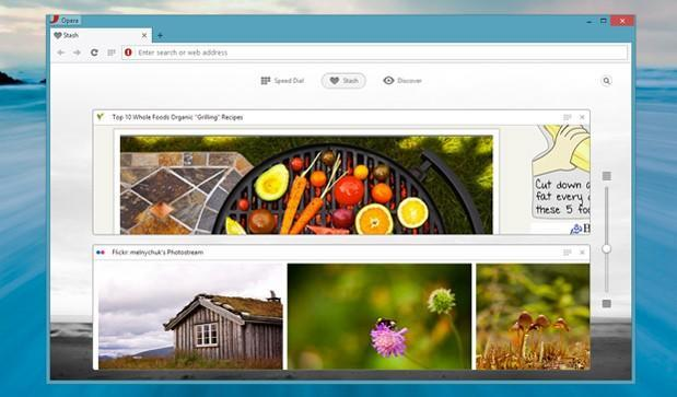 Opera desktop preview brings web clipping and other tools, splits from Opera Mail