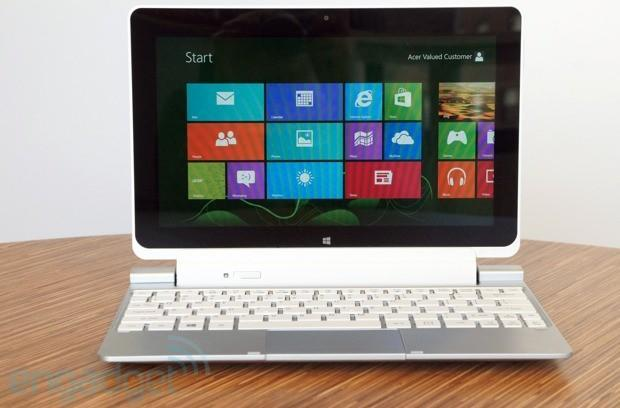 Acer Iconia W510 review: as Acer enters the Windows 8 era, it returns to its netbook roots