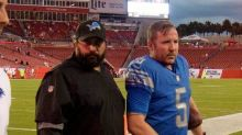 Detroit Lions keeping faith in K Matt Prater despite long misses: 'The sky is not falling'