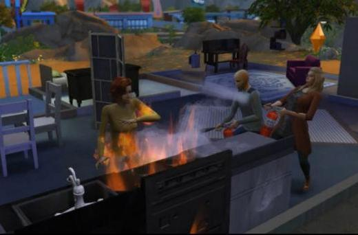 Sims 4 Real World: Recognizing your Joystiq in The Sims 4 [UPDATE: Relive the stream!]