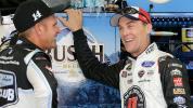 Stewart-Haas Racing isn't a one-man show