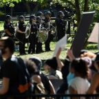 Trump Can't Be Sued Over The Violent Clearing Of Lafayette Square Last Summer, A Judge Ruled