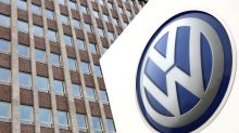Volkswagen sees profit rise but warns on trade disputes