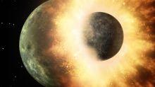 Nueva evidencia de la NASA indica que dos planetas chocaron para formar la Luna