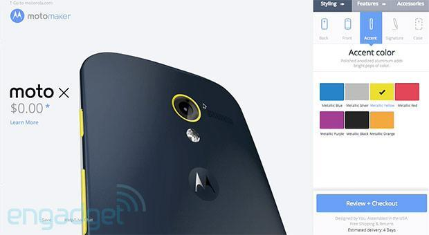 Building a Moto X with Moto Maker (hands-on video)