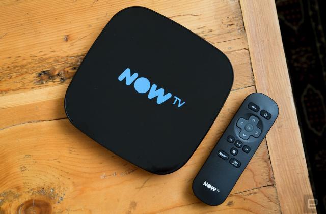 A sly Now TV update is culling sideloaded apps like Plex