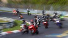 Sonniges Wochenende überschattet von tödlichen Biker-Unfällen