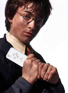 Today's most multiplatformtastic game video: Harry Potter Wii