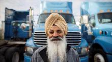 Punjabi-Canadians roll into trucking, rerouting a traditional industry