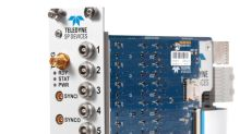 Teledyne SP Devices Announces New 8-channel 10-bit Digitizer with 1 GS/s Sampling Rate