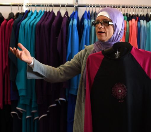 'Burkini' bans good for sales, says Australian designer
